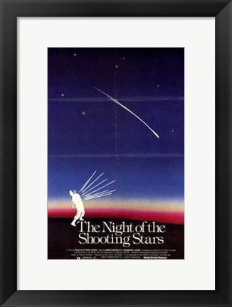 Framed Night of the Shooting Stars Print
