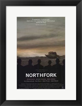 Framed Northfork Print