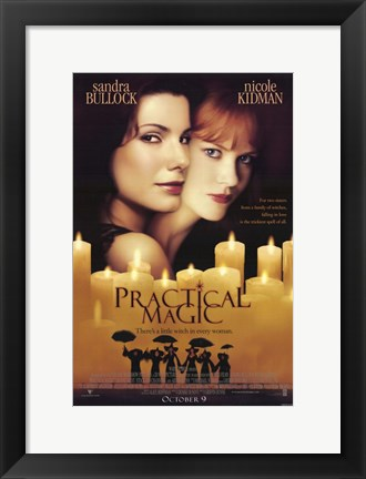 Framed Practical Magic Print