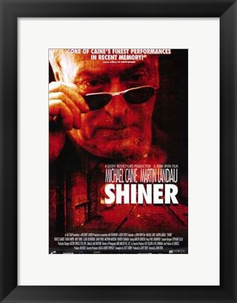 Framed Shiner Print