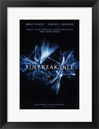 Framed Unbreakable Print