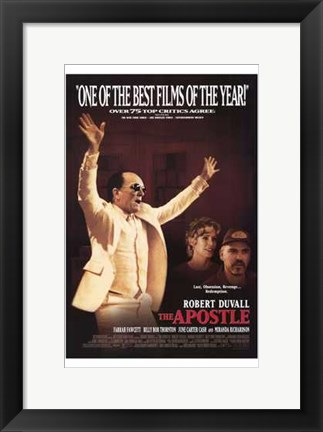 Framed Apostle Best Film Print
