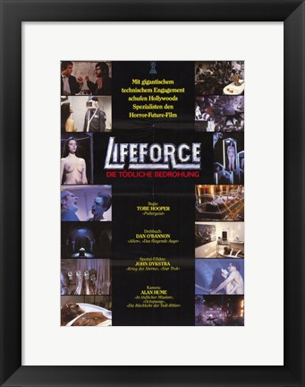 Framed Lifeforce Print