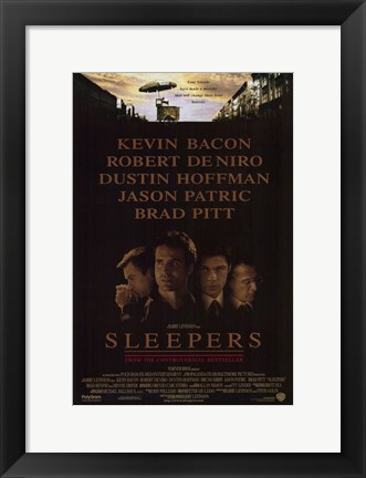 Framed Sleepers Print