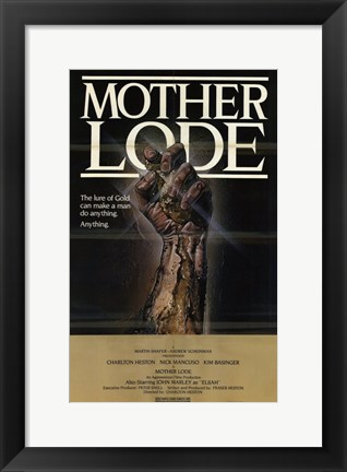 Framed Mother Lode Print