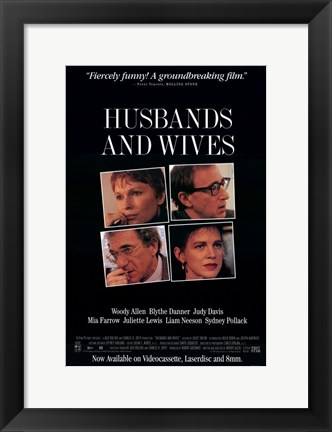 Framed Husbands and Wives Print