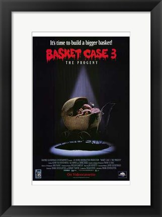 Framed Basket Case 3: the Progeny Print