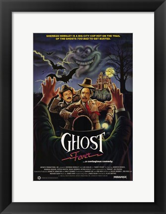Framed Ghost Fever Print