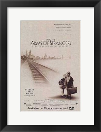 Framed Into the Arms of Strangers Print