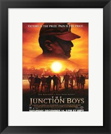 Framed Junction Boys Print