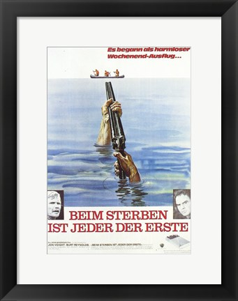 Framed Deliverance German Print
