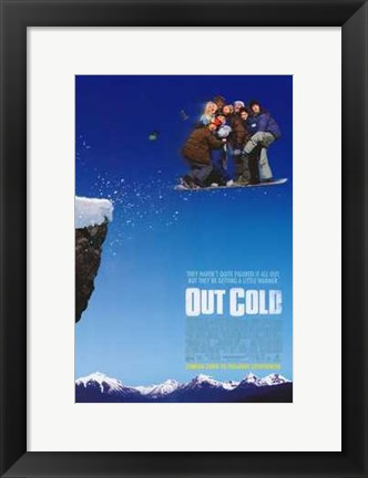 Framed Out Cold Print