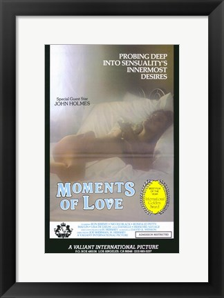 Framed Moments of Love Print