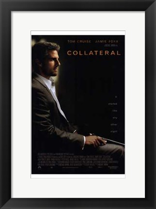 Framed Collateral Print