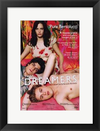 Framed Dreamers Print