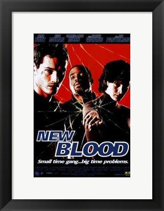 Framed New Blood Print