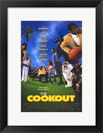 Framed Cookout Print