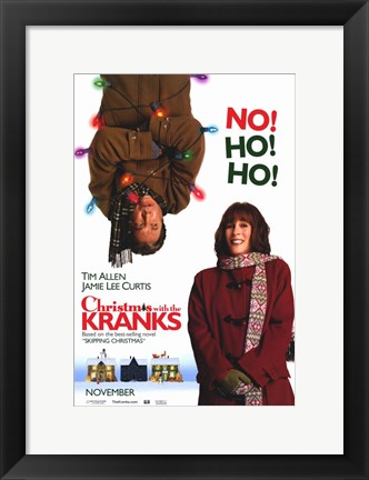 Framed Christmas with the Kranks Print