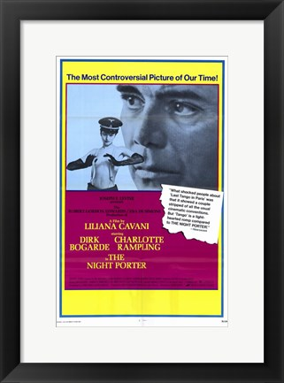 Framed Night Porter Print