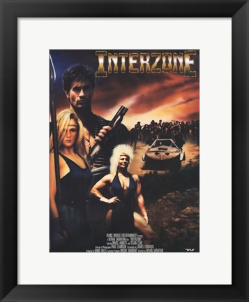 Framed Interzone Print