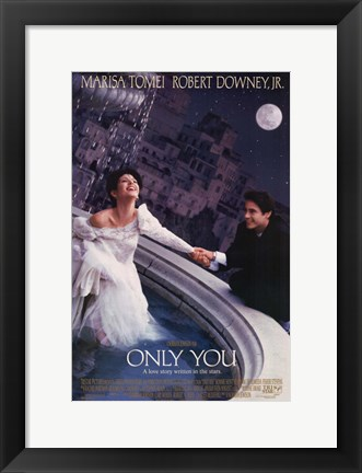 Framed Only You Print