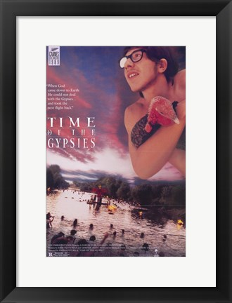 Framed Time of the Gypsies Print
