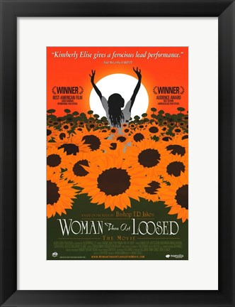 Framed Woman Thou Art Loosed Print