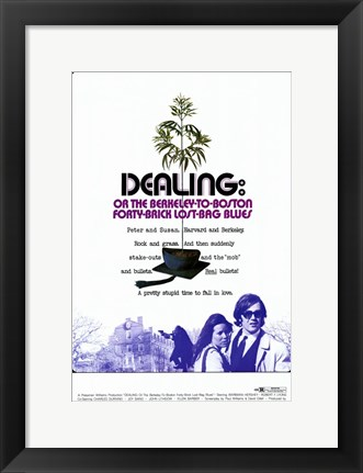 Framed Dealing: or the Berkeley-to-Boston Forty Print