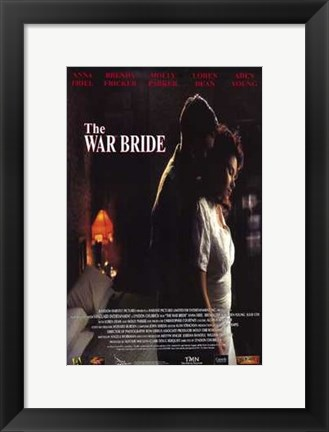Framed War Bride Print