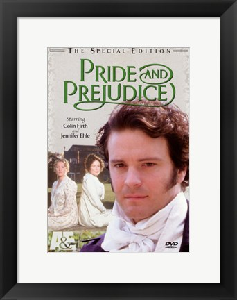 Framed Pride and Prejudice (Mini) Print