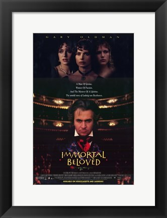 Framed Immortal Beloved Print