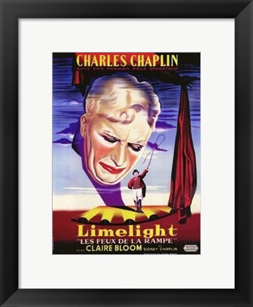 Framed Limelight Print