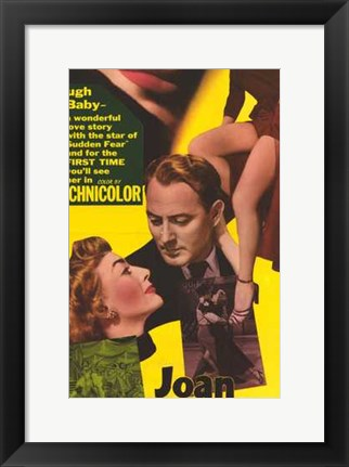 Framed Torch Song Print