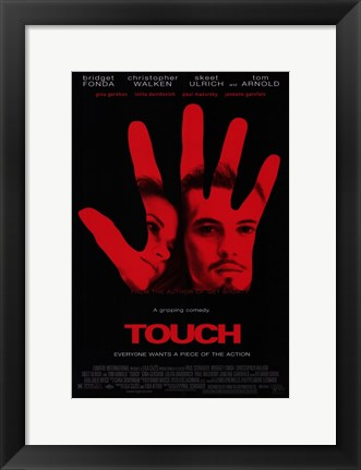 Framed Touch movie poster Print
