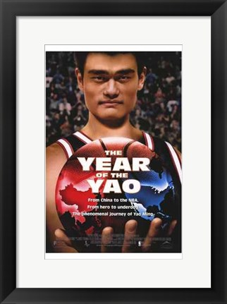 Framed Year of the Yao Print
