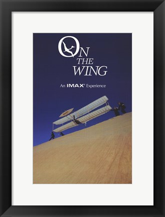 Framed on the Wing (Imax) Print