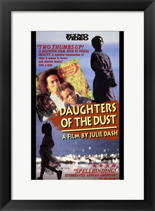 Framed Daughters of the Dust Print