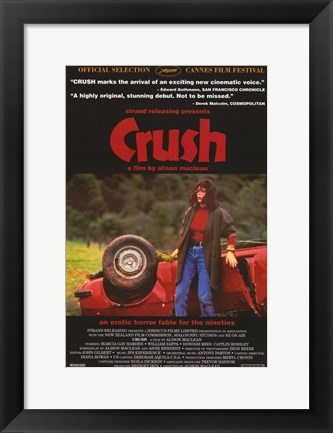 Framed Crush Print