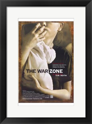 Framed War Zone Print