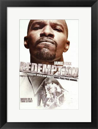 Framed Redemption: the Stan Tookie Williams Sto Print