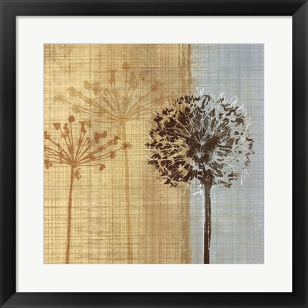 Framed In the Breeze II Print