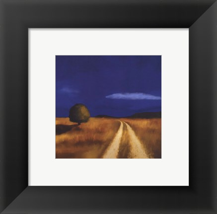 Framed Way Home Print