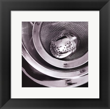 Framed Tea Ball Print