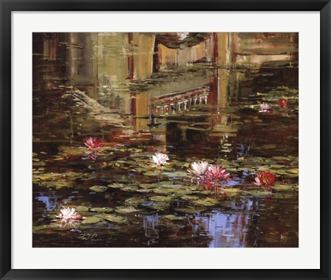 Framed Classical Reflections Print