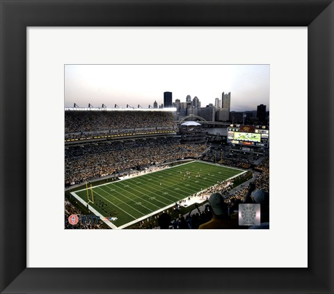 Framed Heinz Field (University of Pittsburgh) Print