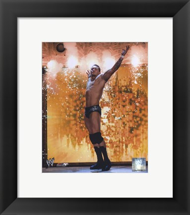 Framed Randy Orton - #366 Print