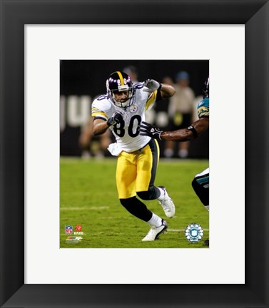 Framed Cedrick Wilson - '06 / '07 Action Print