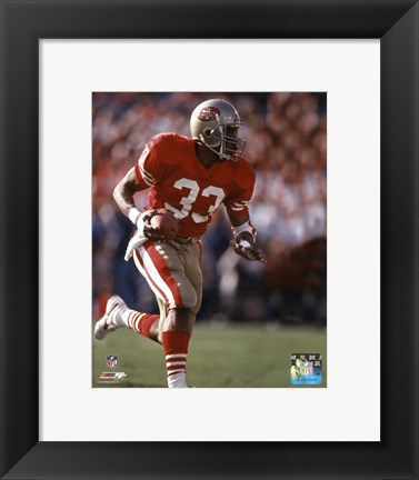 Framed Roger Craig -  Action Print