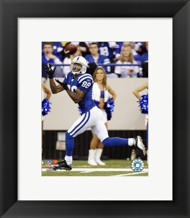 Framed Marvin Harrison - '06 / '07 Action Print