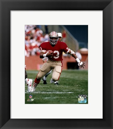 Framed Roger Craig - 1988 Action Print